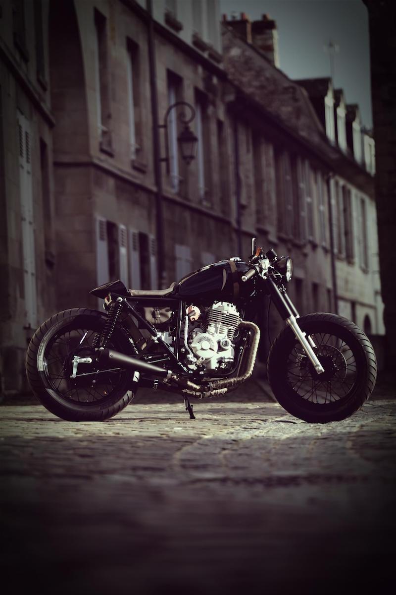 Gentlemen Motorbike net (5)