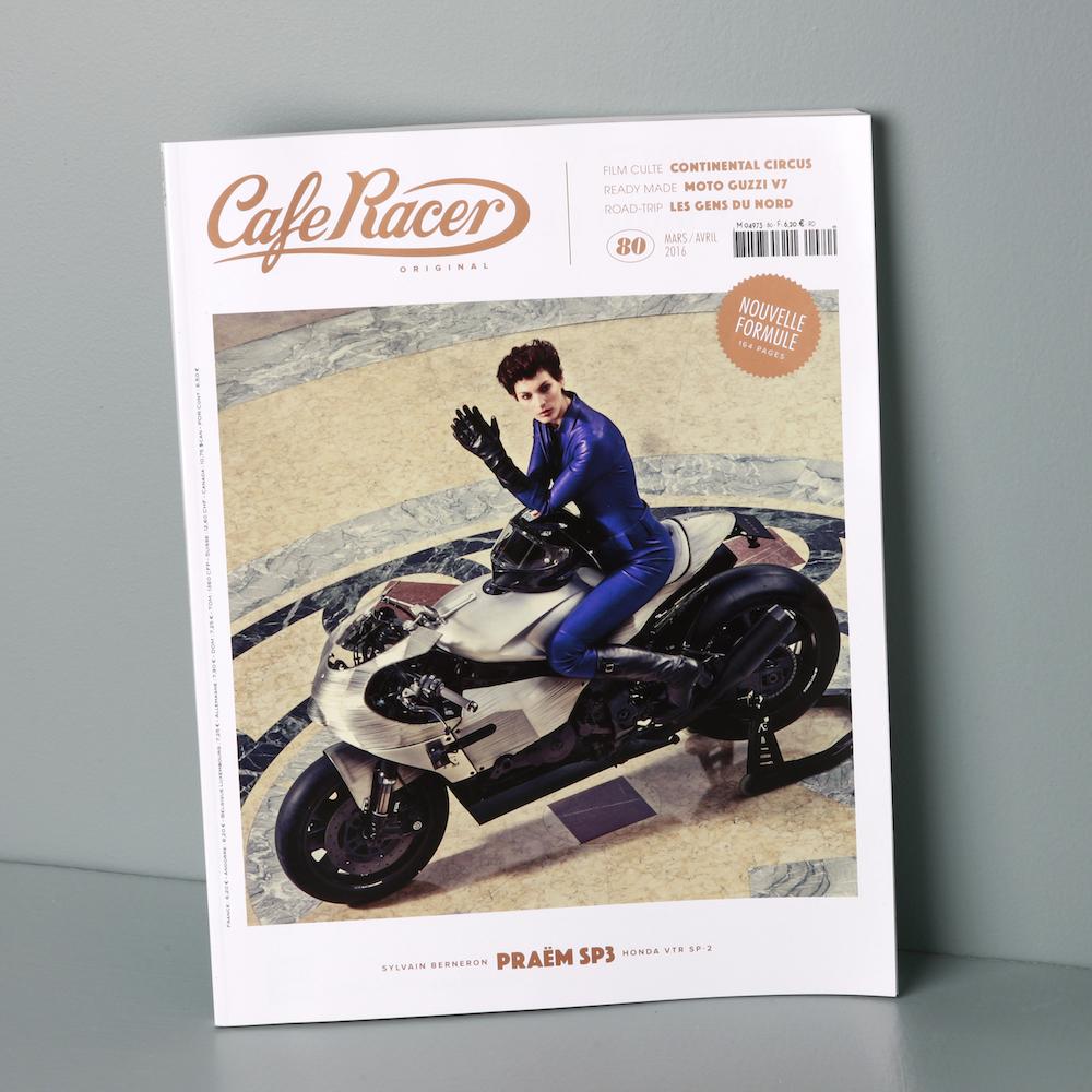 abonnement 1 an cafe racer magazine cafe racer. Black Bedroom Furniture Sets. Home Design Ideas