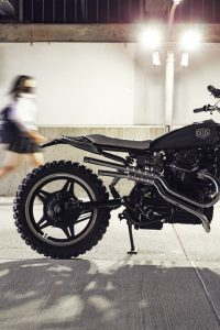 Gray Ghost - Le dernier tracker de DEUS Ex Machina Japan