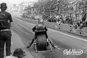 Dragster Le Mans 1981@Stan Pérec