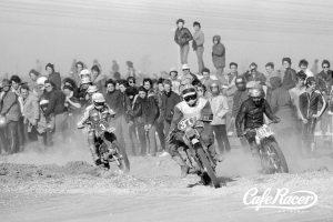 Supermotard Carole - 1981. @Stan Pérec