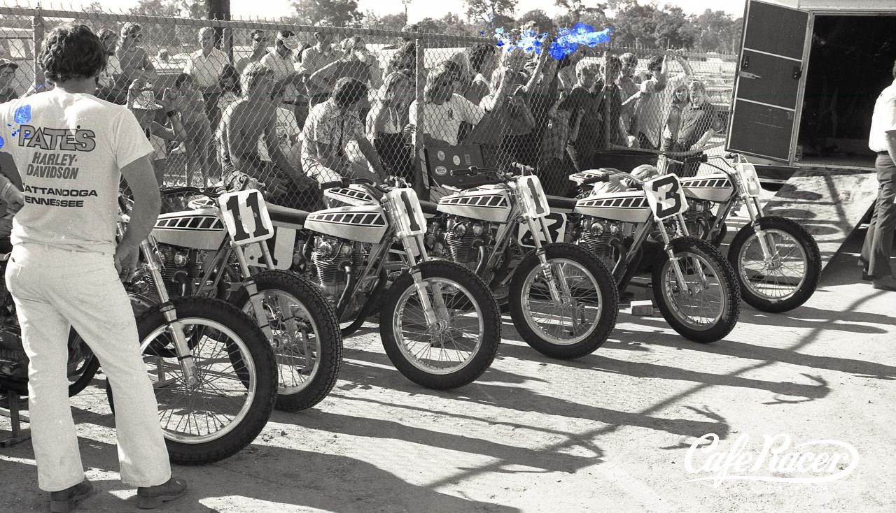 Le team Yamaha officiel