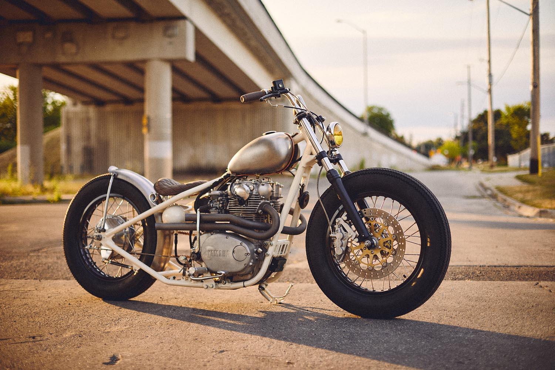 Bobber - Yamaha - Motobrix - Cafe - Racer