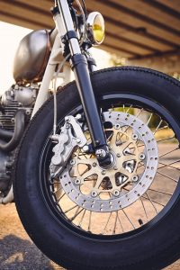 Bobber - Yamaha - Cafe - Racer