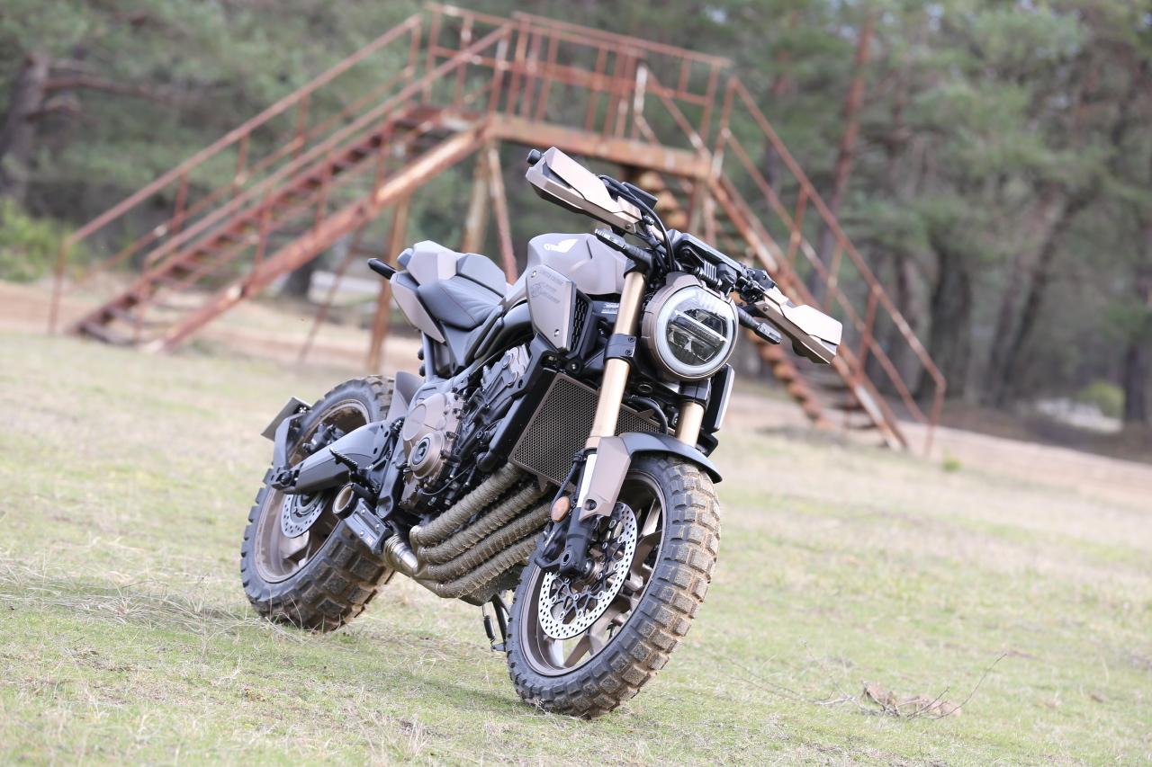 Honda-Euro-Bike
