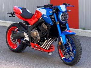 Honda-Kick-Moto