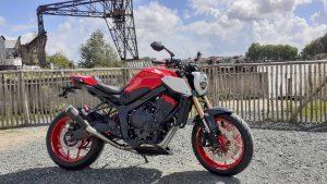 Honda-Nantes Moto