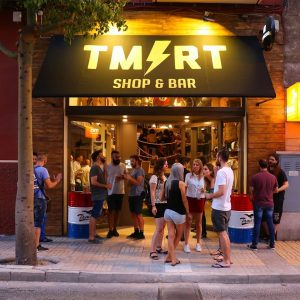 Triumph Thruxton Tamarit
