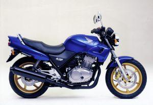 Cafe Racer- Honda-CB-500-S