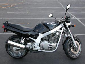 Cafe Racer-1997-Suzuki-GS-500E-001