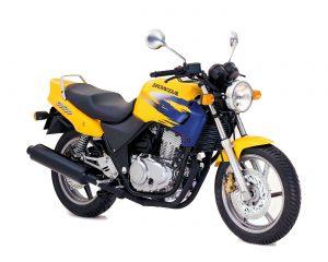 Cafe Racer-Honda-500-1998