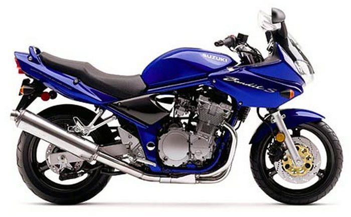 Cafe Racer- Suzuki-Bandit-GSF-600-S