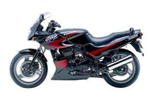 CafeRacer-Kawasaki-500 GPZ S1