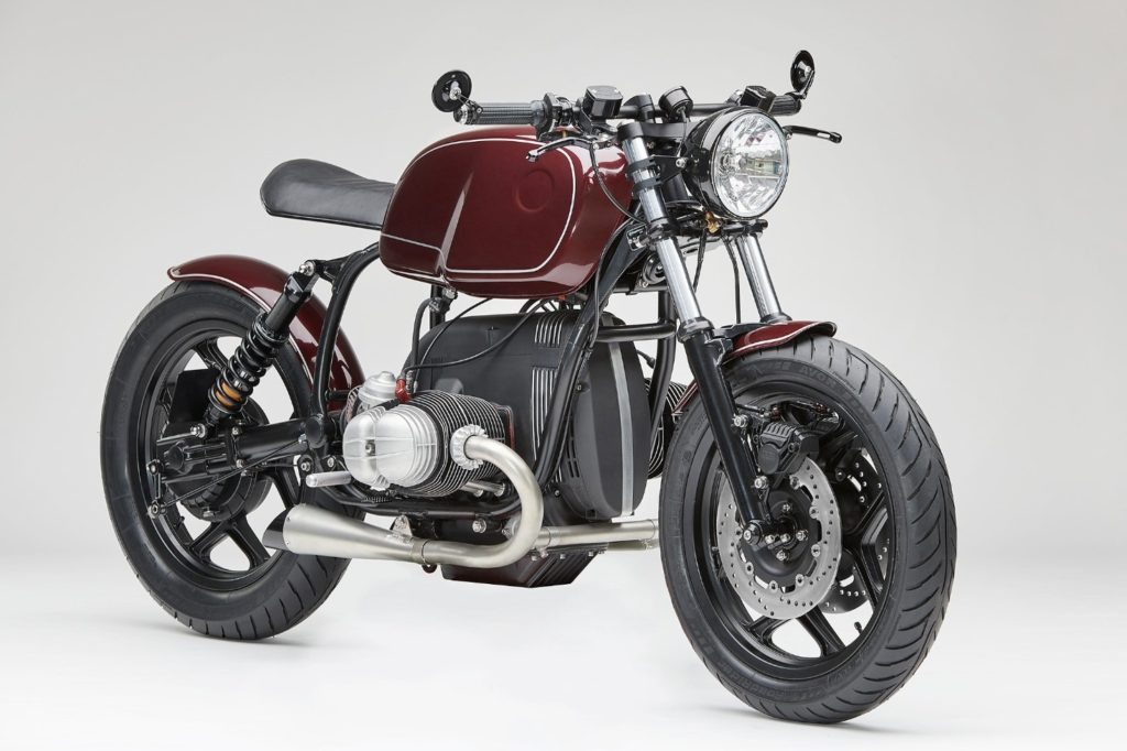 Raw Collectif Cafe Racer R100RT