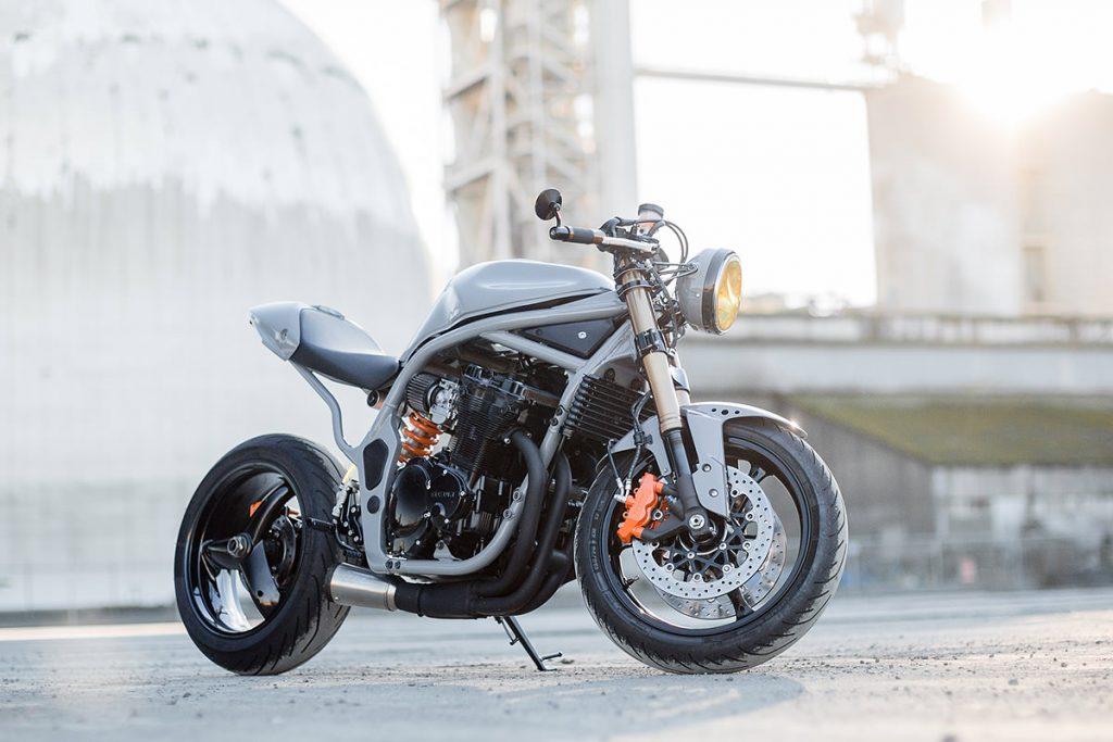 Cafe Racer-custom-suzuki-bandit-600