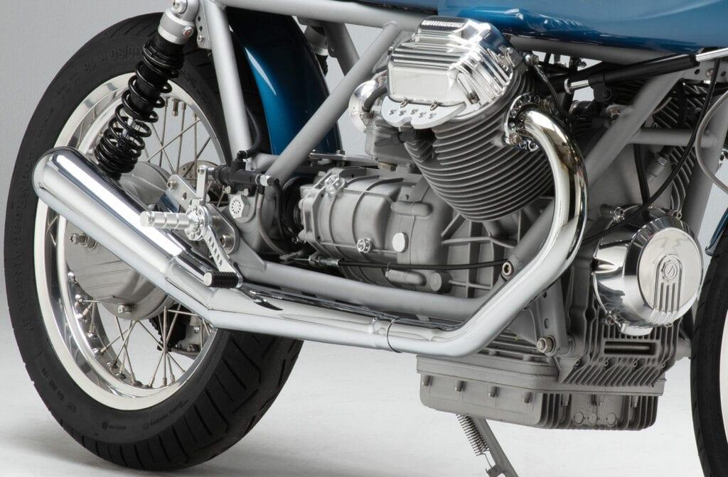 café racer Moto Guzzi